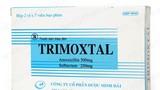 Thuốc Trimoxtal của Dược Minh Hải bị thu hồi chất lượng kém thế nào?