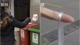 Cô gái đứt gân ngón tay khi vứt rác, nguyên nhân từ thói quen dễ mắc