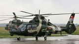 Máy bay, binh lính Trung Quốc tập hợp trên đất Nga