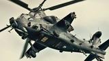 Trực thăng chiến đấu Z-10 TQ có thể đánh biển?