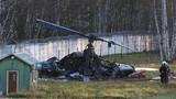 """Lỗi ghế phóng khiến trực thăng có """"1-0-2"""" Ka-52 tan xác?"""