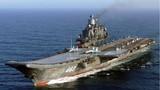 Kuznetsov: tuần dương chở máy bay lớn nhất thế giới của Nga