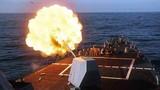 """""""Kinh hãi"""" sức mạnh hải pháo trên siêu hạm DDG-1000"""