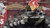 Siêu xe chiến đấu Kurganets-25 Nga lộ diện trong duyệt binh 2015