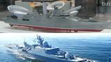 Chiến hạm Gepard 3.9 và Sigma 9814 Việt Nam: ai hơn ai?