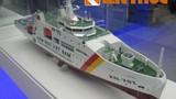 Soi tàu tuần tra lớn nhất của Kiểm ngư Việt Nam