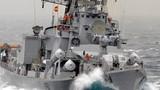 Siêu hạm INS Kolkata Hải quân Ấn Độ gặp nạn