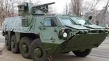 Ukraine hoàn thành phát triển xe bọc thép BTR-4E1