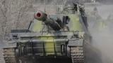 Xem xe tăng, đại bác Ukraine phô diễn sức mạnh
