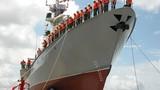 Nhà máy Ba Son hạ thủy 2 tàu tên lửa cho hải quân