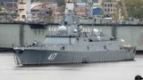 Chiêm ngưỡng rõ nét siêu hạm Gorshkov của Hải quân Nga