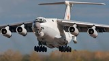 Máy bay Il-78 Nga lần đầu xuống sân bay Cam Ranh