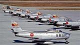 Ảnh tiêm kích chủ lực Nhật Bản giai đoạn 1955-1982