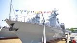 Cận cảnh thượng cờ hai tàu tên lửa mới của Việt Nam