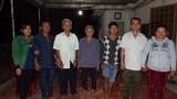 Ông Huỳnh Văn Nén chính thức được trả tự do