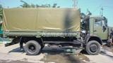 Công ty KAMAZ Nga chuyển giao xe quân sự cho Việt Nam