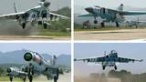 """Choáng ngợp cuộc tập trận """"đánh tàu sân bay"""" của Triều Tiên"""