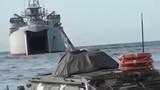 Tuyệt: Tàu đổ bộ Việt Nam nâng cấp diễn tập thành công