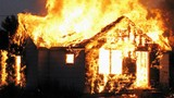 Hỏa hoạn kinh hoàng, 3 cha con tử vong thương tâm