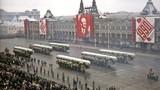 Sức mạnh khổng lồ của Hồng quân Liên Xô qua ảnh màu quý giá