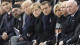 Video: Lãnh đạo thế giới người ngủ gật, người ngáp khi Tổng thống Pháp phát biểu