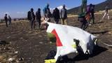 Video: Hiện trường máy bay rơi tại Ethiopia khiến 157 người thiệt mạng