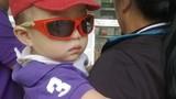 """1 ngày ở BV Mắt TƯ: Già-trẻ-bé đau mắt đỏ """"khủng"""""""