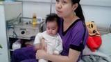 Phòng khám Nhi Cao: Trẻ cấp cứu vì nghi bị rửa mũi bằng cồn