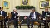 """Tổng thống Obama: Quan hệ Mỹ-Việt """"tiến bộ vượt bậc"""""""