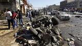 Đánh bom xe cạnh Baghdad, 115 người chết