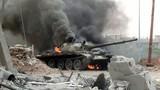 Tình thế tuyệt vọng của phiến quân bị vây hãm ở Aleppo