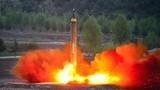 Triều Tiên dọa tấn công Guam bằng 4 tên lửa Hwasong-12