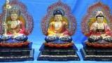 Có thể thờ Bồ-tát Địa Tạng chung với các vị Phật khác
