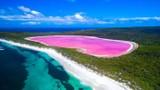 Chiêm ngưỡng những hồ nước màu hồng đẹp lung linh, ảo diệu nhất TG
