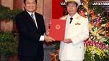 Chân dung Thứ trưởng BCA phong hàm thượng tướng Bùi Văn Nam