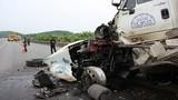 Tai nạn nghiêm trọng trên cao tốc Hà Nội - Thái Nguyên: 5 người bị thương