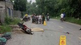 Hà Nội: Một người đàn ông chết bất thường bên đường