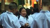 Những hình ảnh xúc động trong ngày khai giảng ở Hà Nội