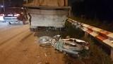 Tai nạn liên hoàn trên cầu Thăng Long, 1 người chết