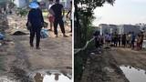 Bí ẩn thi thể cô gái 16 tuổi phân hủy dưới ao nước