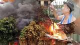 6 nạn nhân cháy cửa hàng chăn ga ở Hà Nội được cứu thế nào?