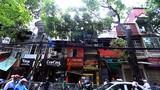 Hiện trường tan hoang vụ cháy 19 ngôi nhà trên đường Đê La Thành