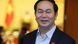 Chủ tịch nước Trần Đại Quang chúc Tết Trung thu thiếu niên, nhi đồng