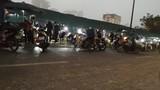 """Hà Nội: Chợ tạm, không phép """"mọc"""" ngang nhiên tại quận Cầu Giấy"""