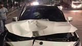 Tông 2 phụ nữ đi xe máy tử vong, Mercedes bỏ trốn