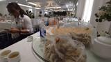 Trống Đồng Palace chế biến tiệc cưới cho khách từ thịt gà thối?
