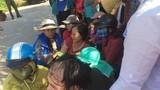 Nữ sinh Quảng Trị bị xe tải cán tử vong, cha mẹ biết tin ngã quỵ