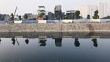 Cảnh tượng ngổn ngang dự án của Công ty BĐS Linh Đàm bị phạt 62,5 triệu