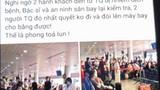 Thông tin 2 khách Trung Quốc nhiễm bệnh ở Tân Sơn Nhất là sai sự thật