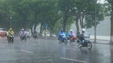 Áp thấp nhiệt đới vào Biển Đông, miền núi Bắc Bộ có mưa rào và dông